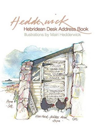 The Hebridean Desk Address Book