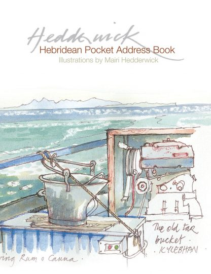 Hebridean Pocket Address Book